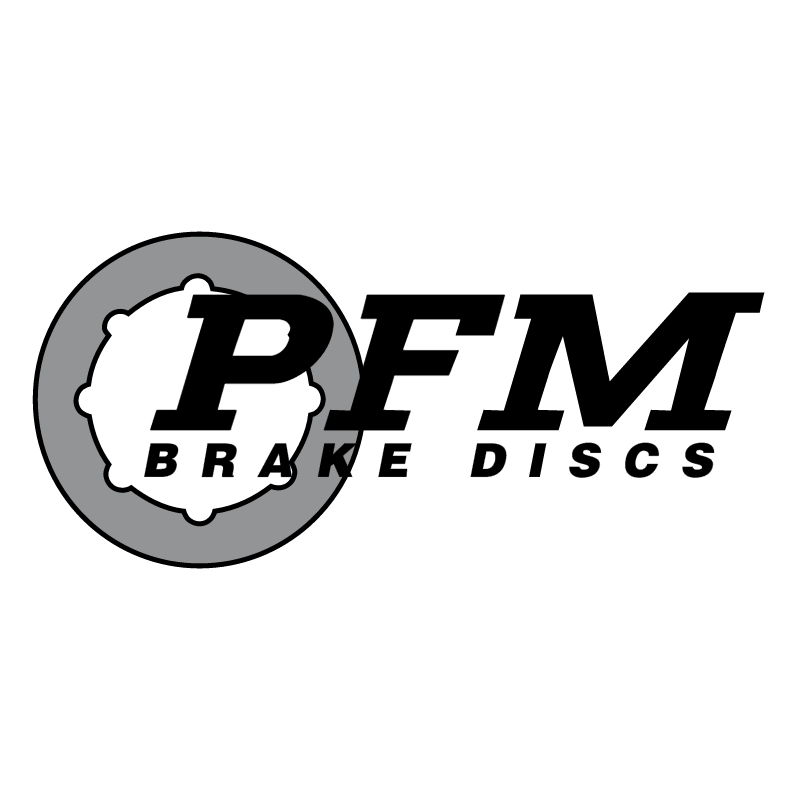 PFM vector logo