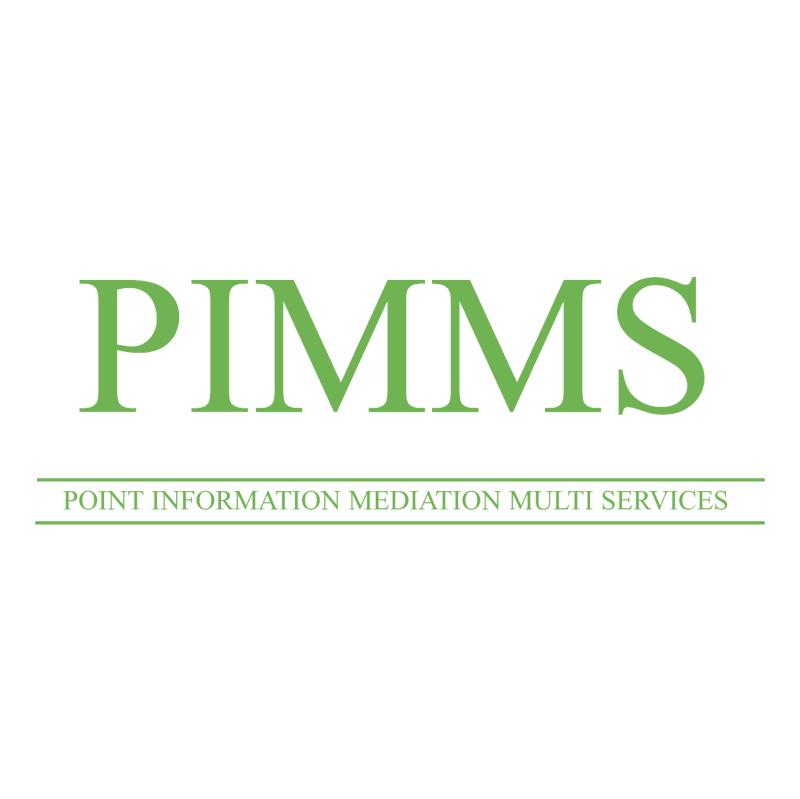 PIMMS vector logo
