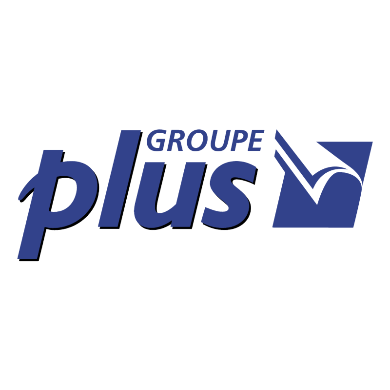 Plus Groupe vector