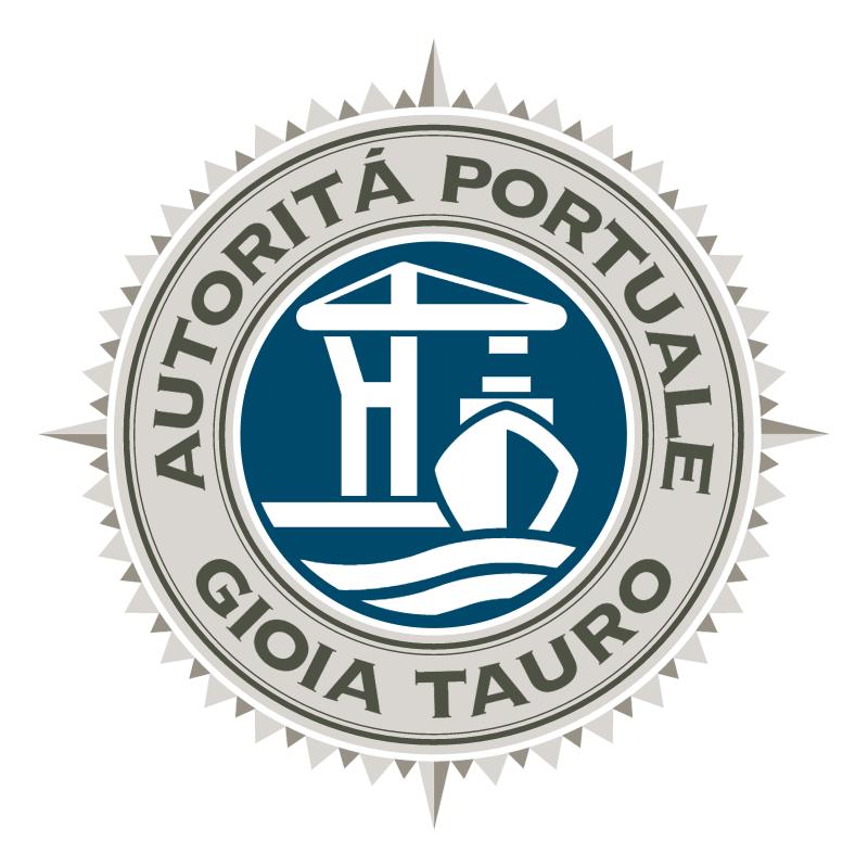 Port Authority of Gioia Tauro vector