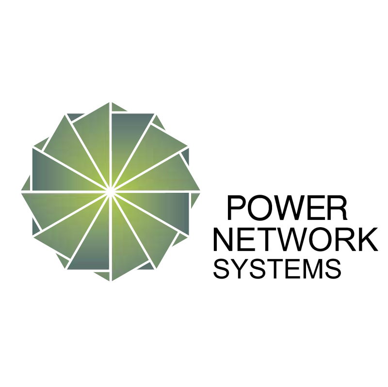 Power Network Systems vector