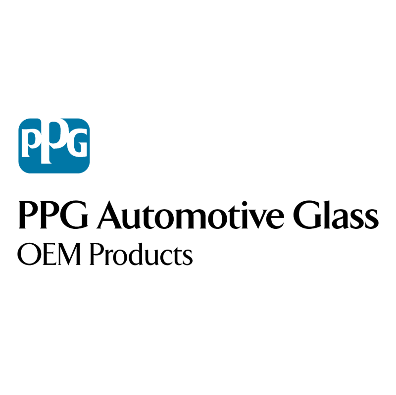 PPG Automotive Glass vector