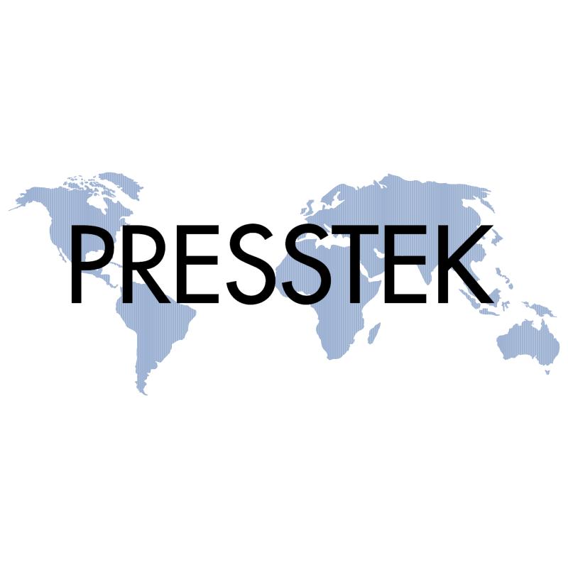 Presstek vector logo
