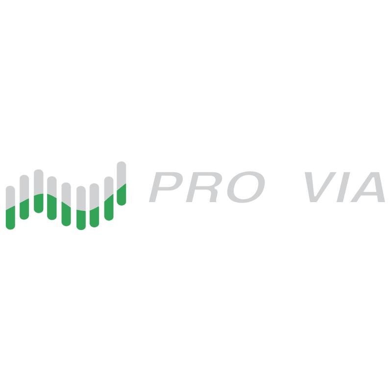 Pro Via vector logo