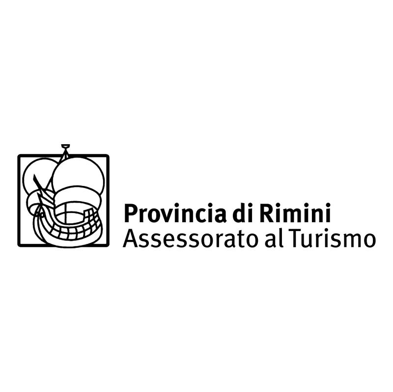 Provincia di Rimini vector