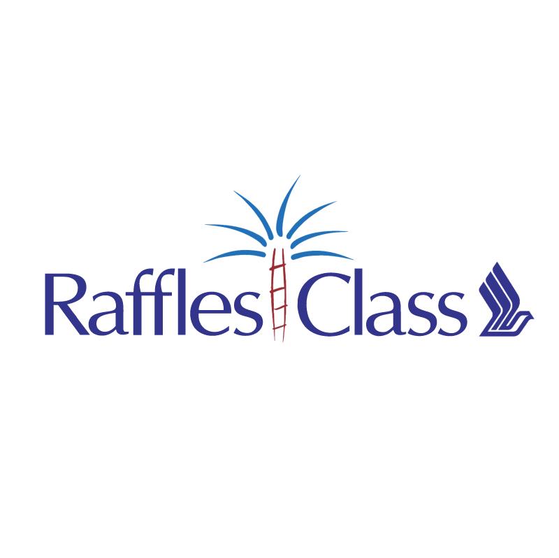 Raffles Class vector