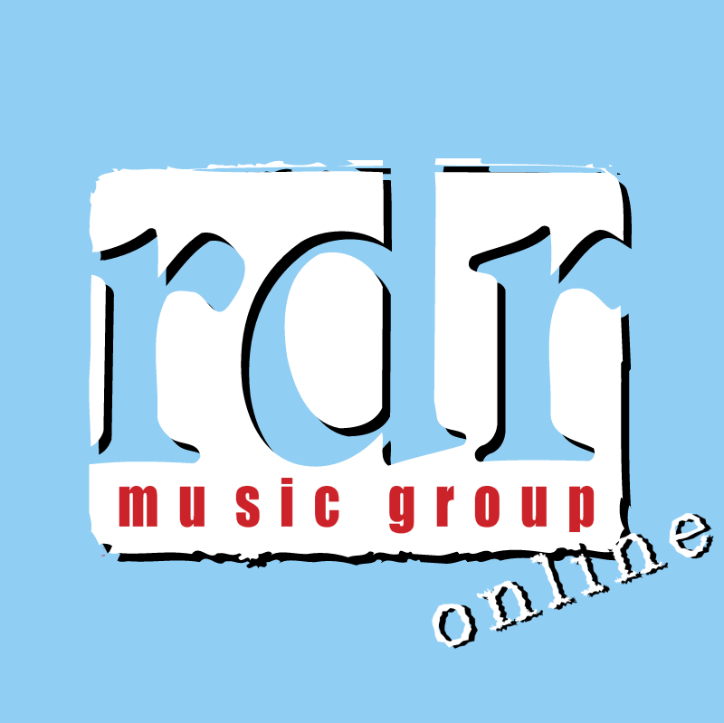 RDR Music Group vector logo