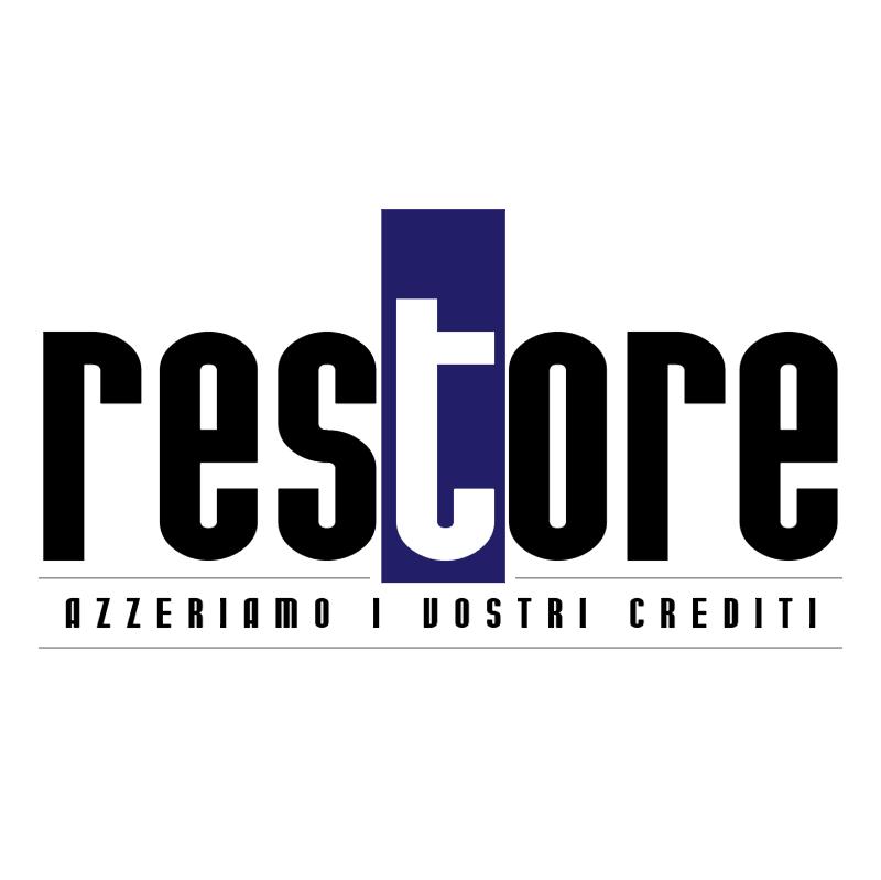 Restore vector