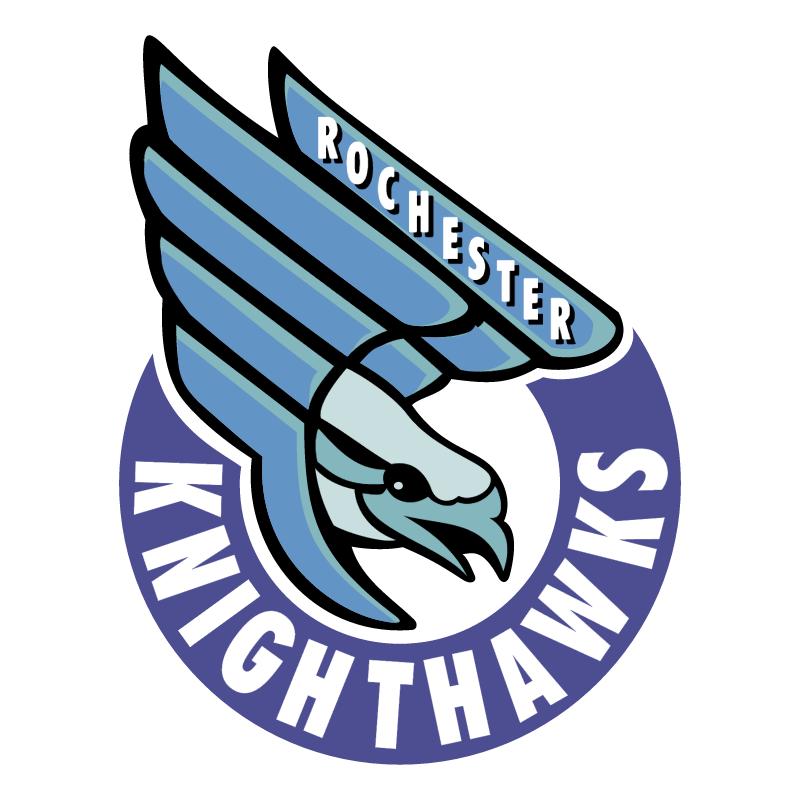 Rochester Knighthawks vector