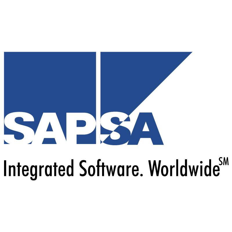 SAP SA Integrated Software vector logo