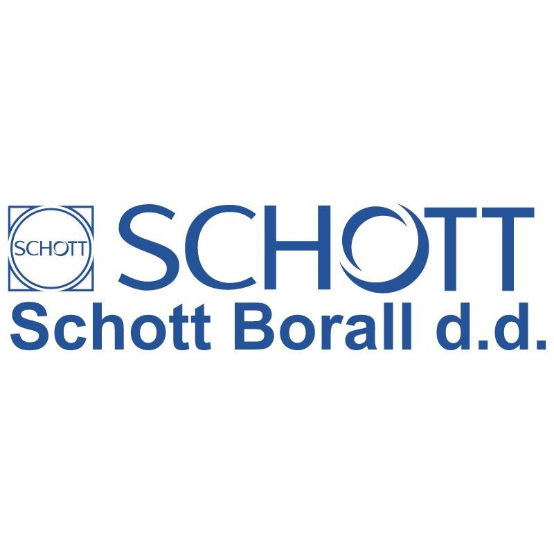 Schott Borall vector