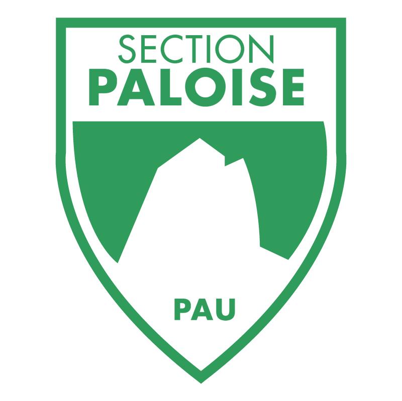 Section Paloise vector logo