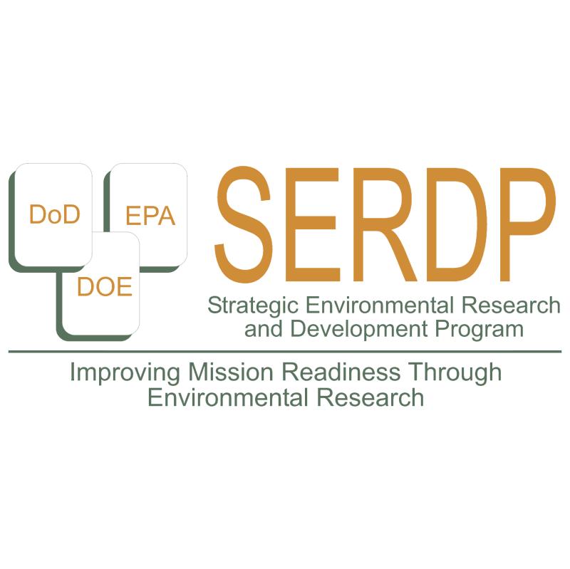 SERDP vector logo