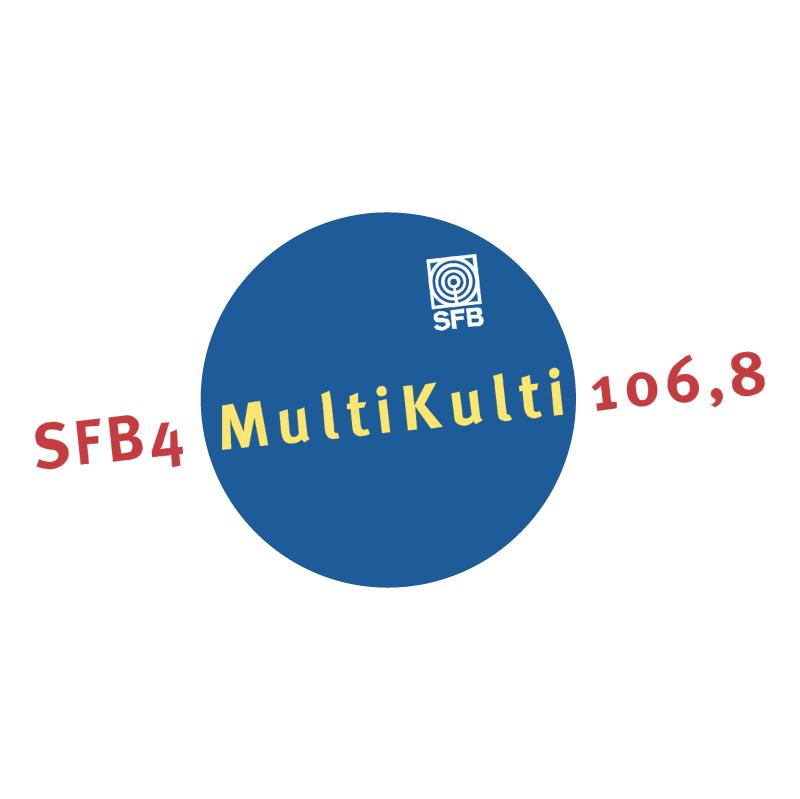 SFB 4 MultiKulti vector
