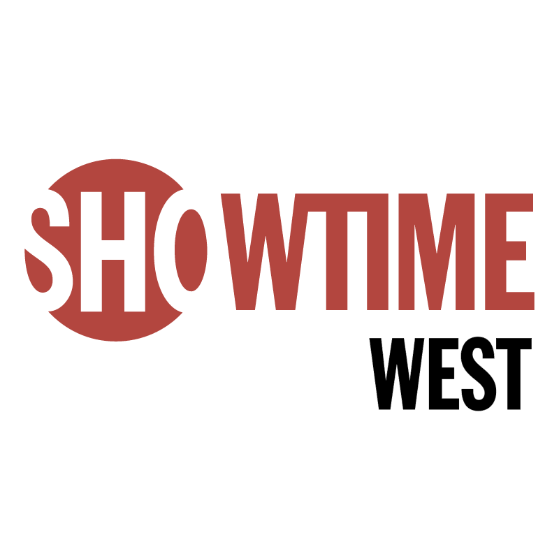 Showtime West vector logo