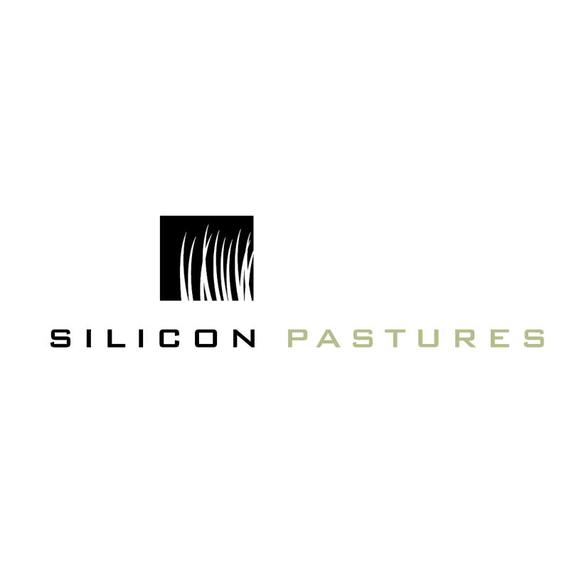 Silicon Pastures vector