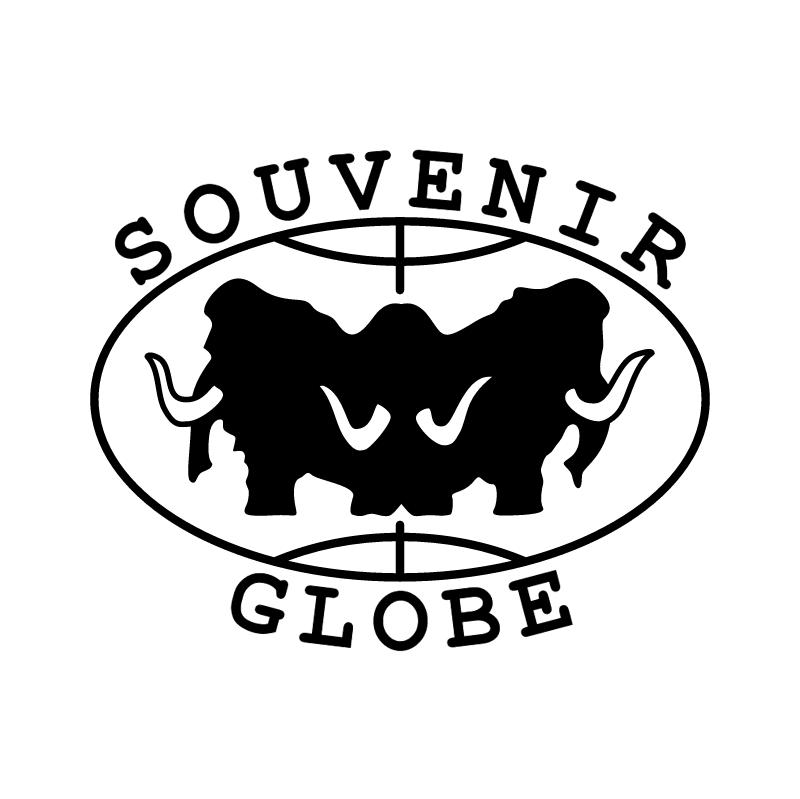 Souvenir Globe vector