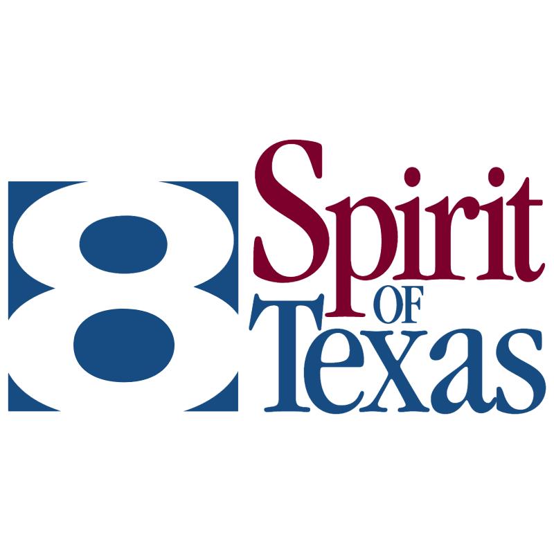 Spirit of Texas 8 vector
