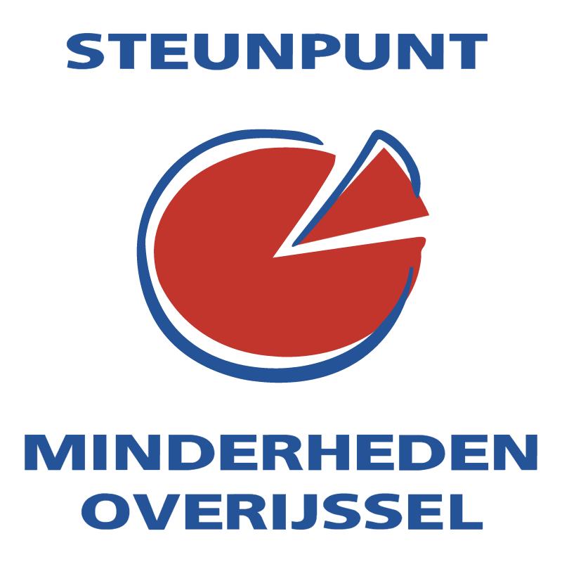 Steunpunt Minderheden Overijssel vector logo
