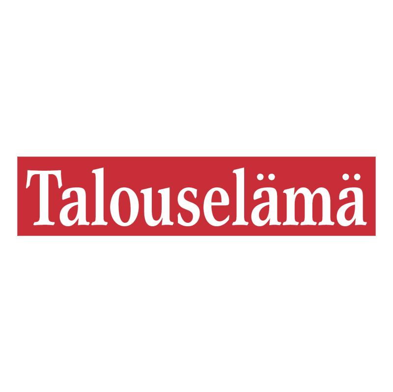 Talouselama vector