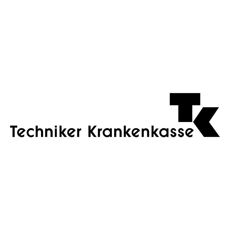 Techniker Krankenkasse vector logo