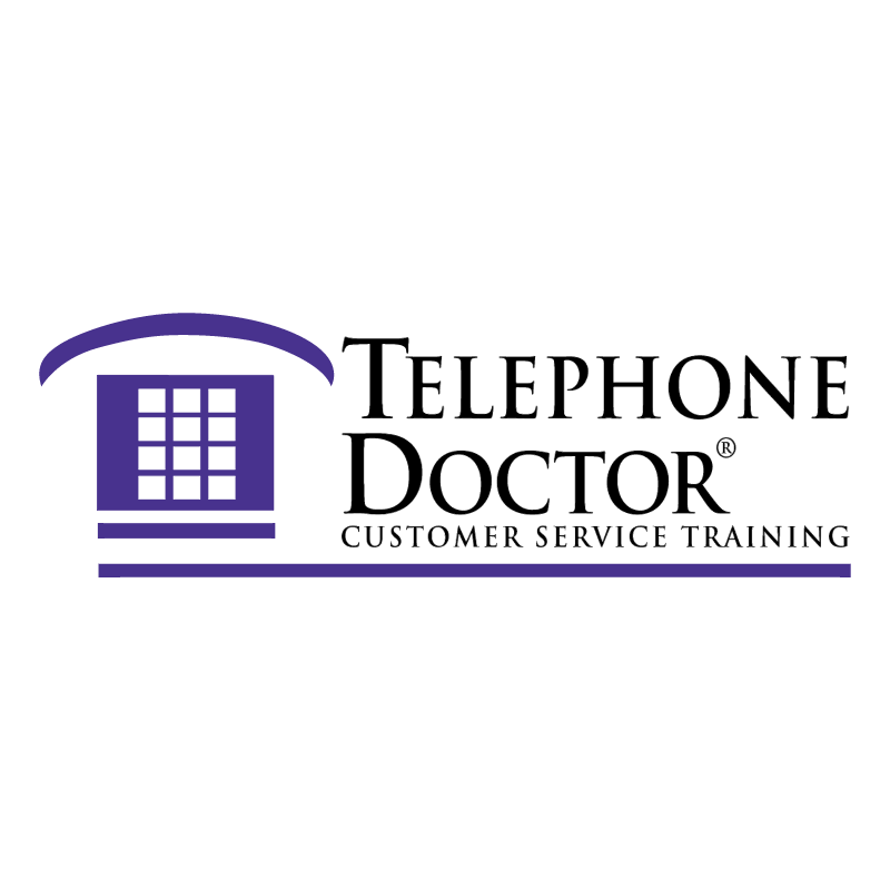 Telephone Doctor vector