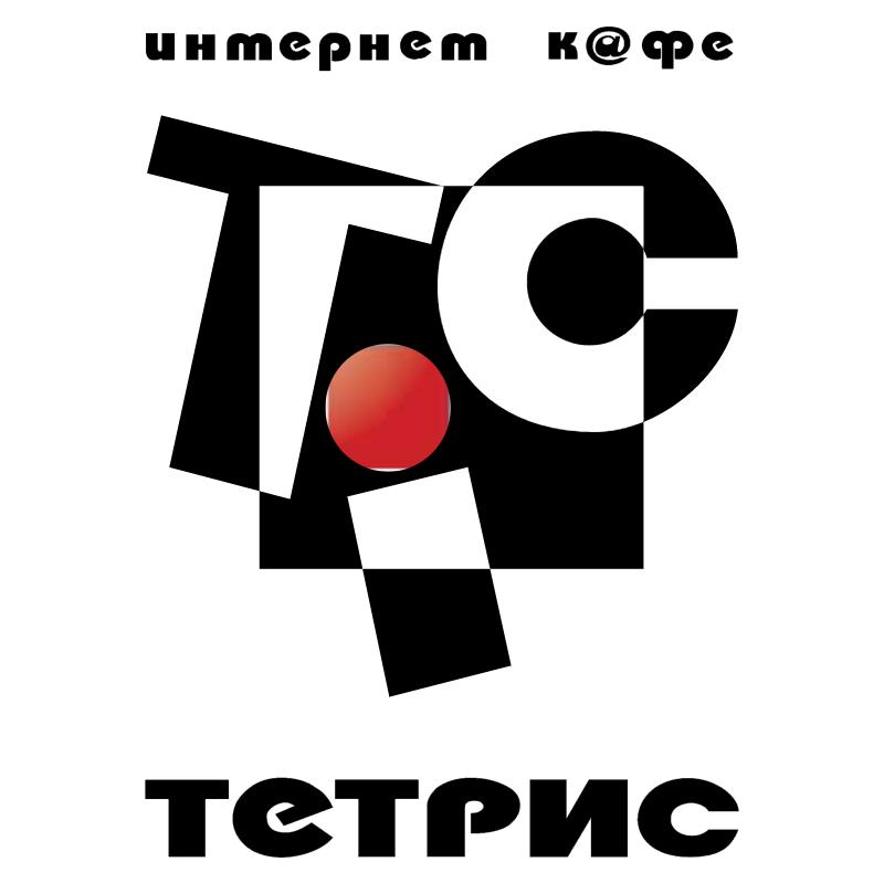 Tic Tetris vector