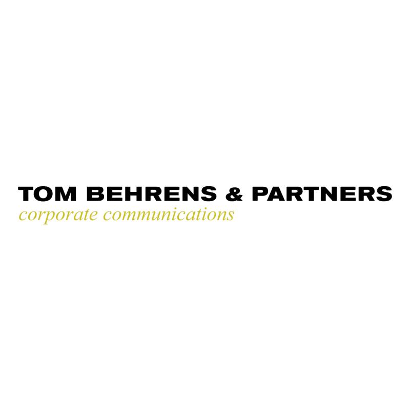 Tom Behrens & Partners vector