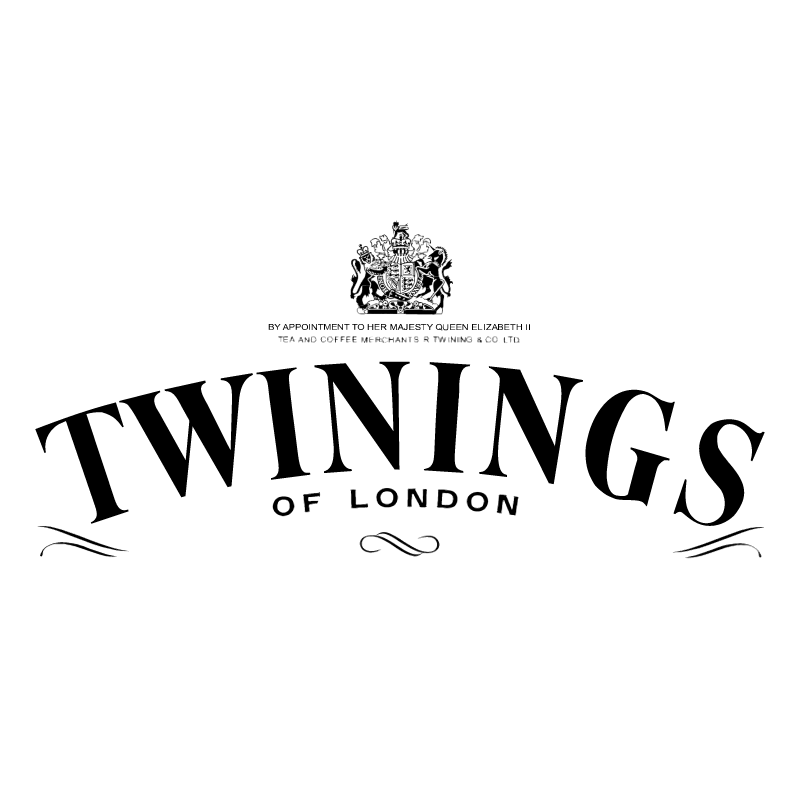 Twinings of London vector