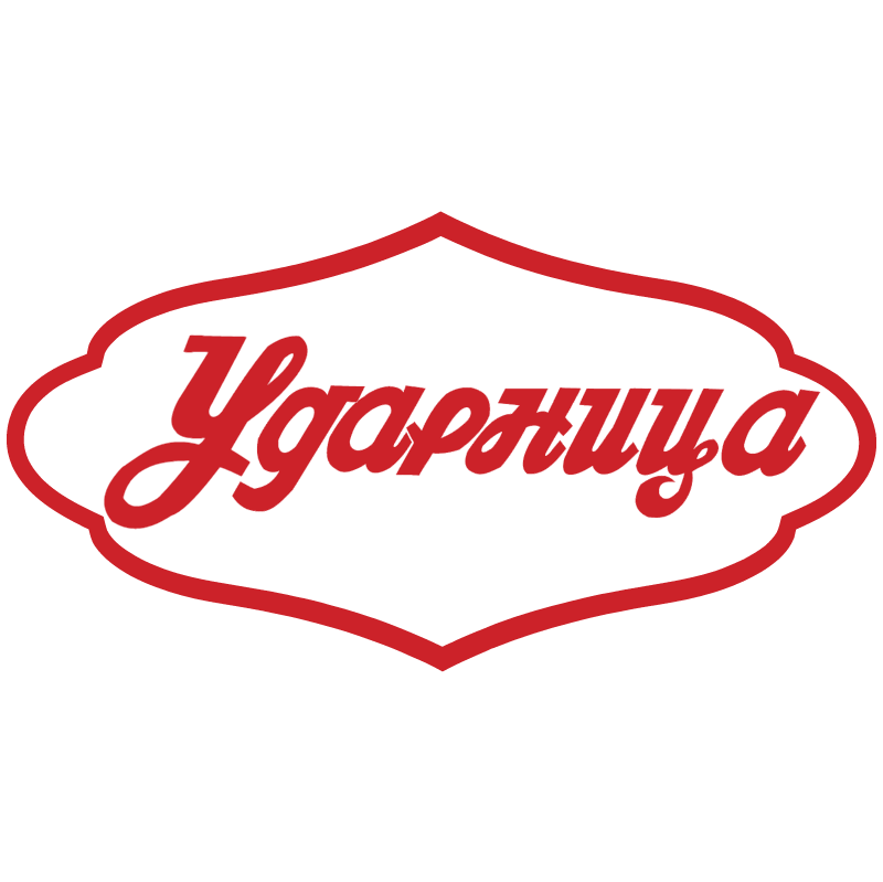 Udarnitsa vector logo