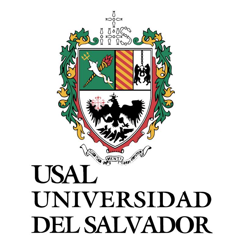 Universidad del Salvador vector