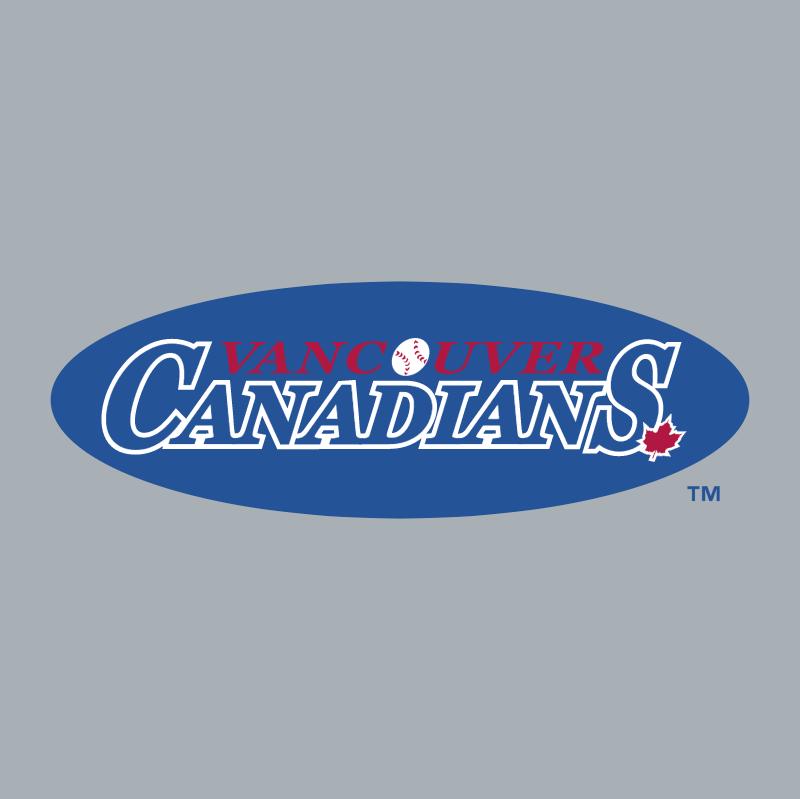 Vancouver Canadians vector