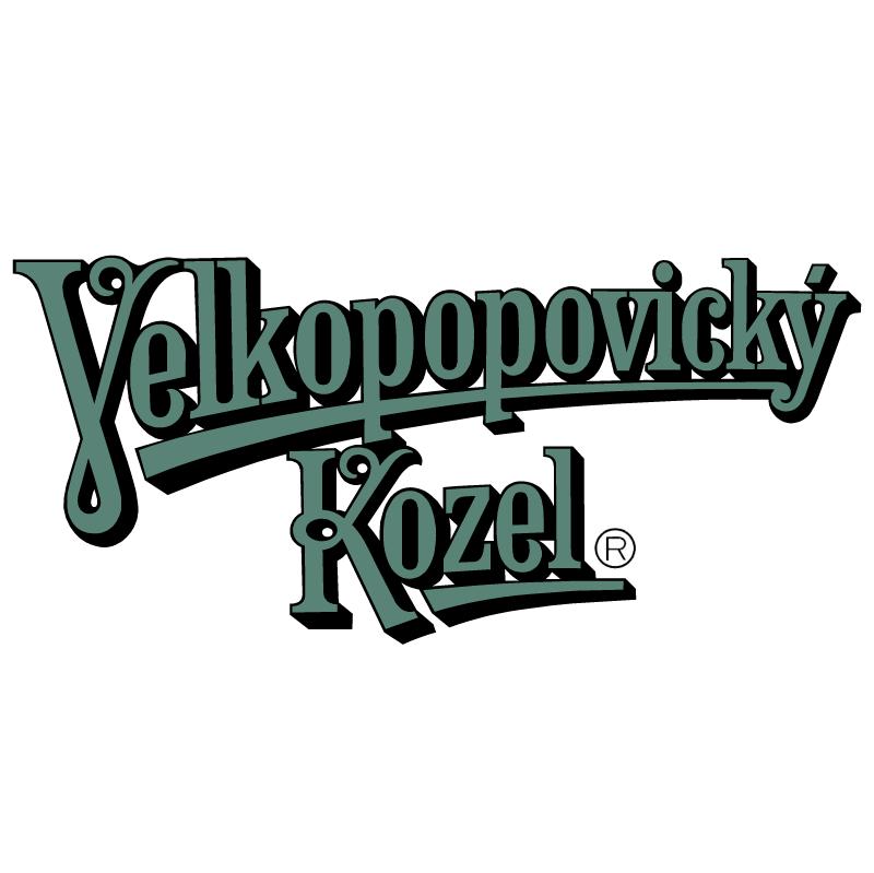 Velkopopovicky Kozel vector logo