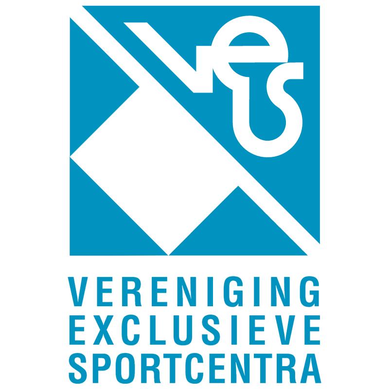Vereniging Exclusieve Sportcentra vector