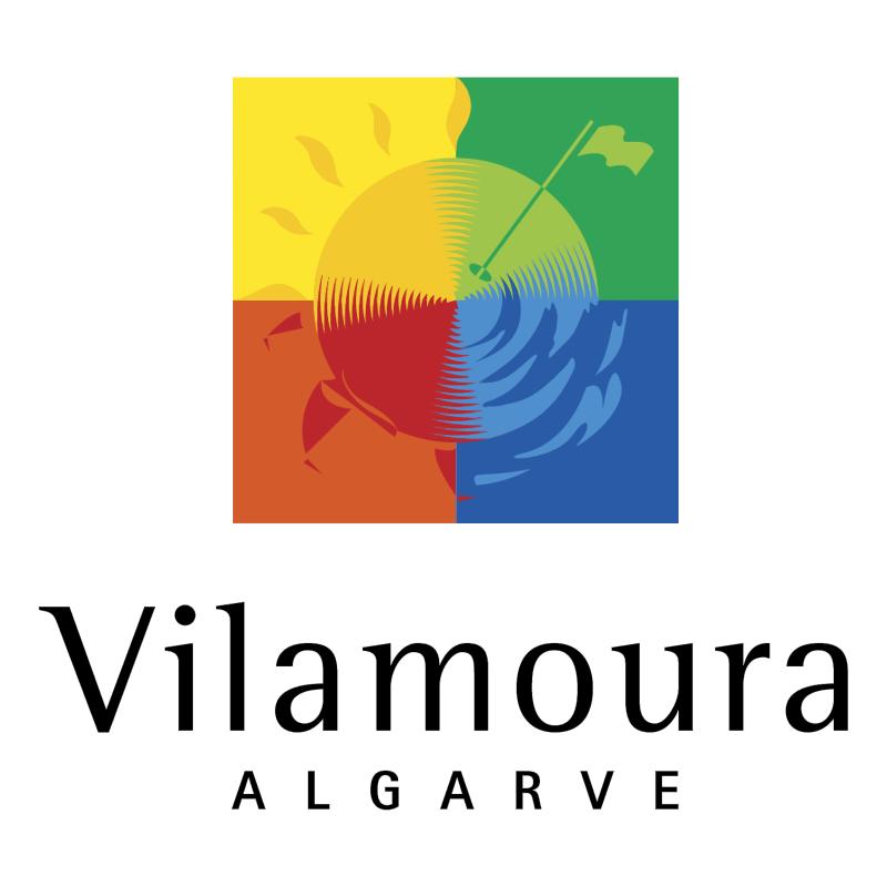 Vilamoura vector logo