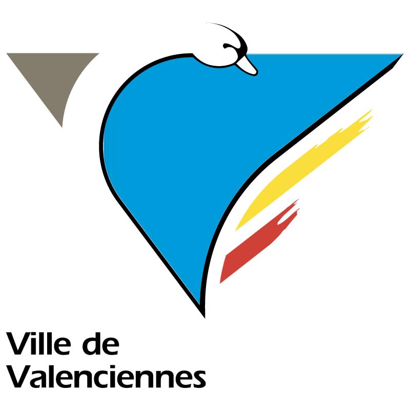 Ville de Valenciennes vector