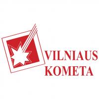 Vilniaus Kometa vector