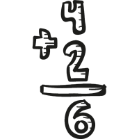 Sum drawing vector