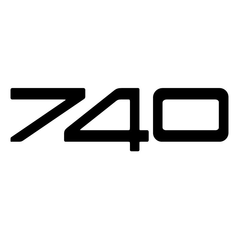 740 vector