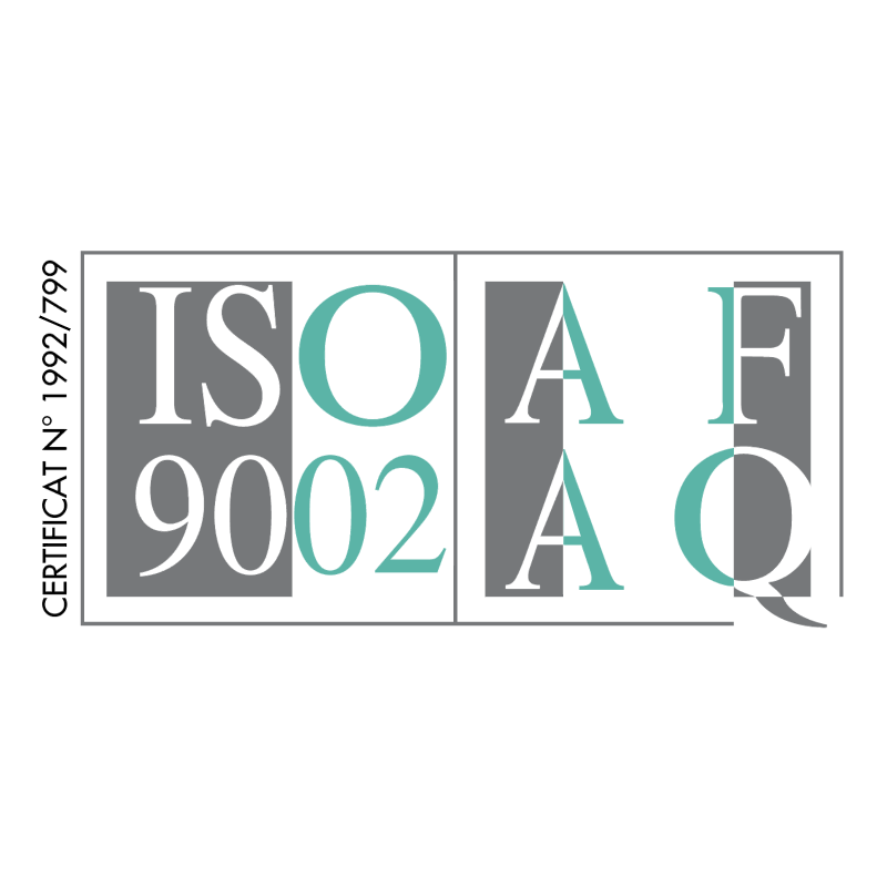 AFAQ ISO 9002 40672 vector