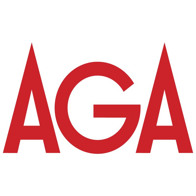Aga vector logo