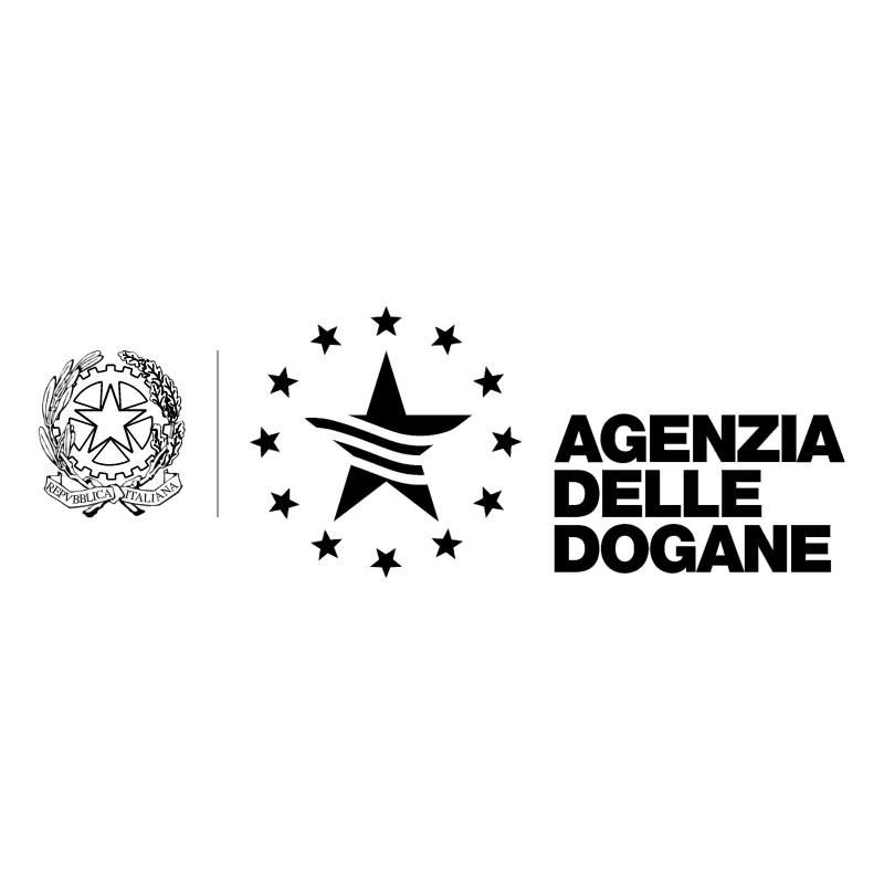 Agenzia Delle Dogane vector