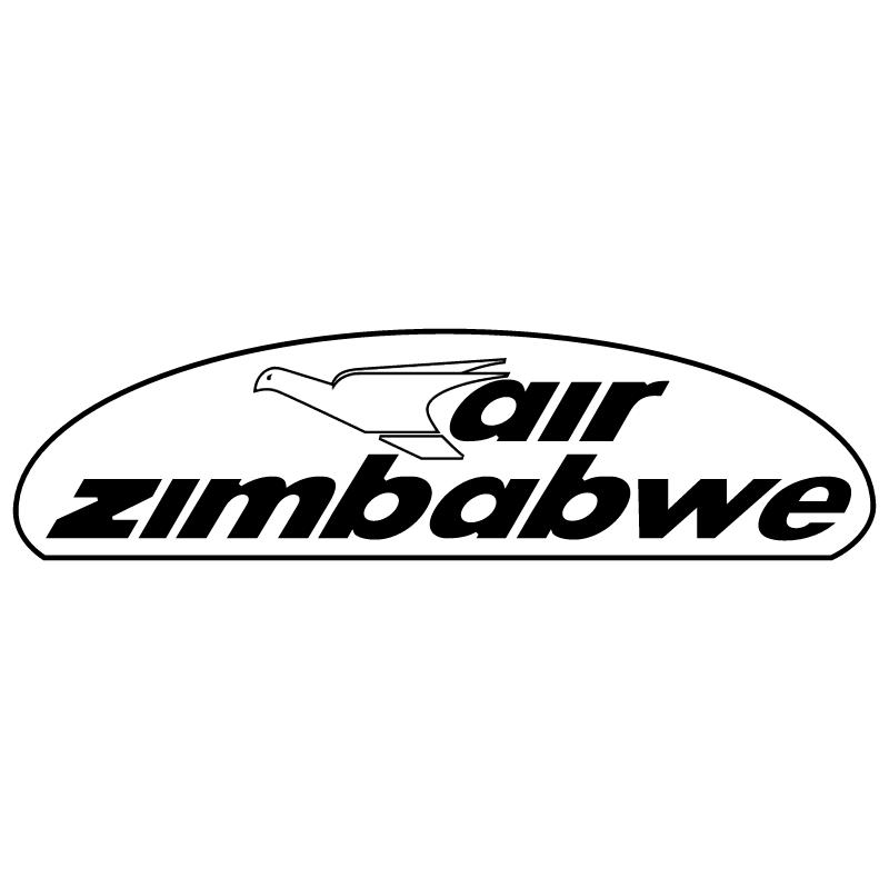 Air Zimbabwe 570 vector