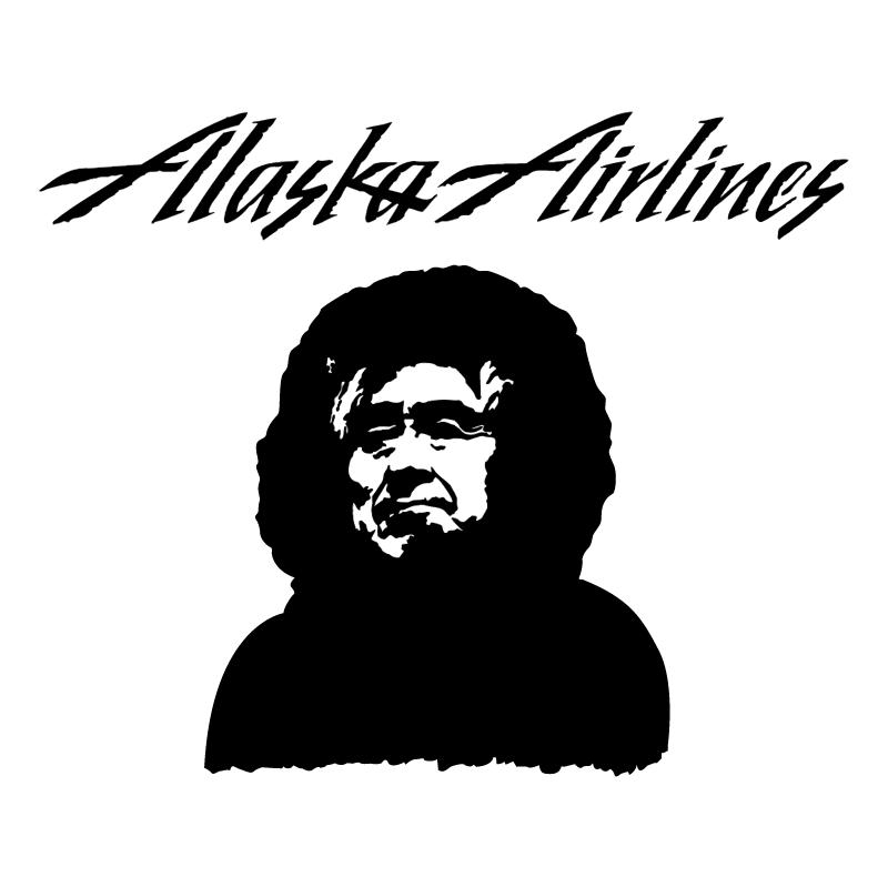 Alaska Airlines vector