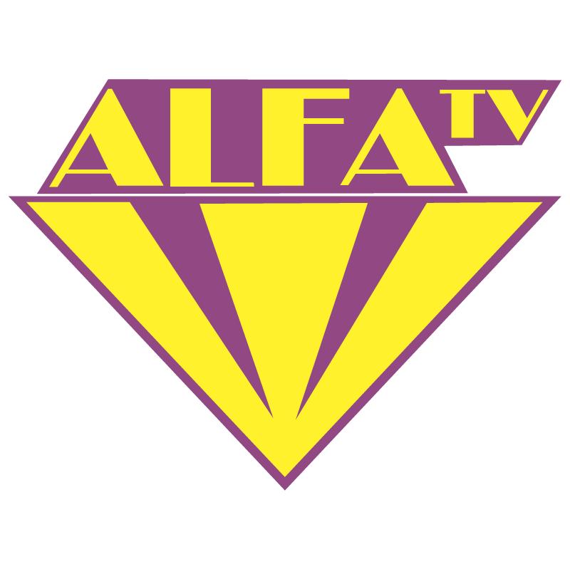 Alfa TV 14919 vector