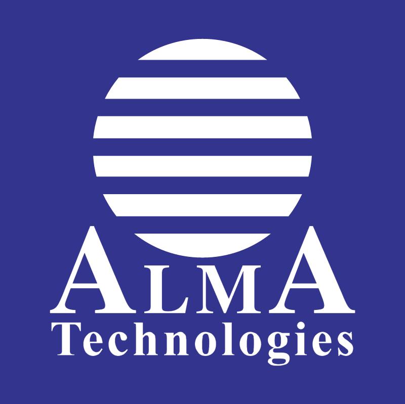 Alma Technologies vector