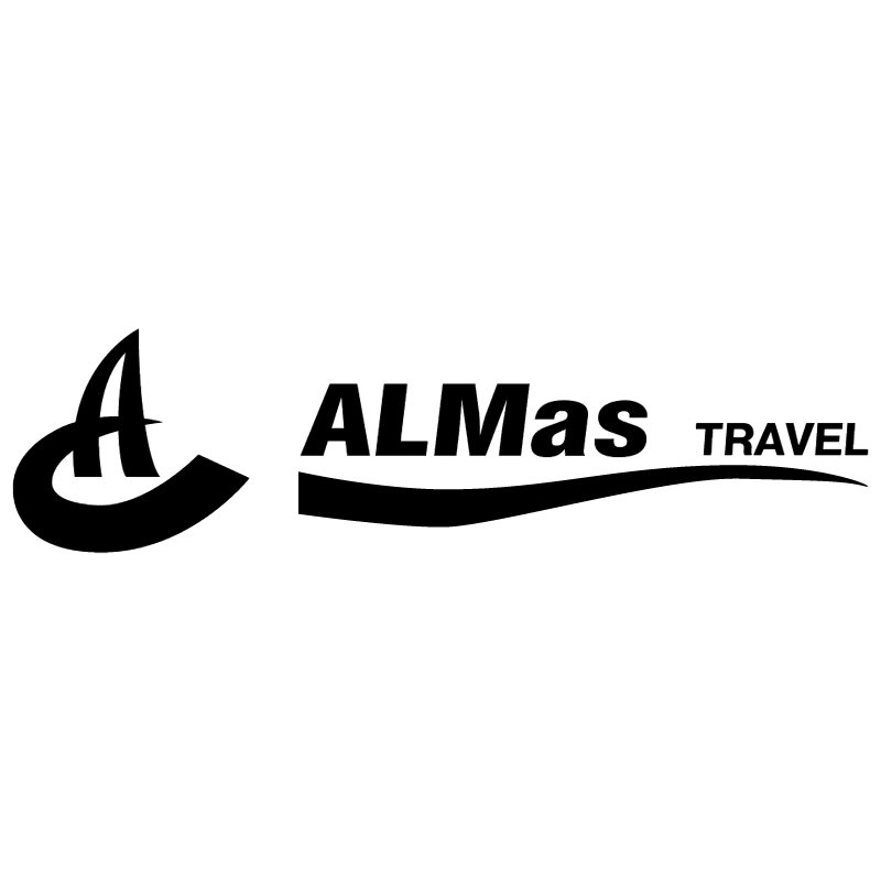 Almas Travel vector