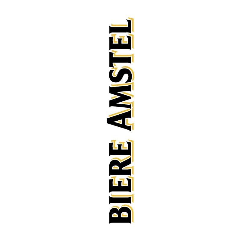 Amstel Biere vector