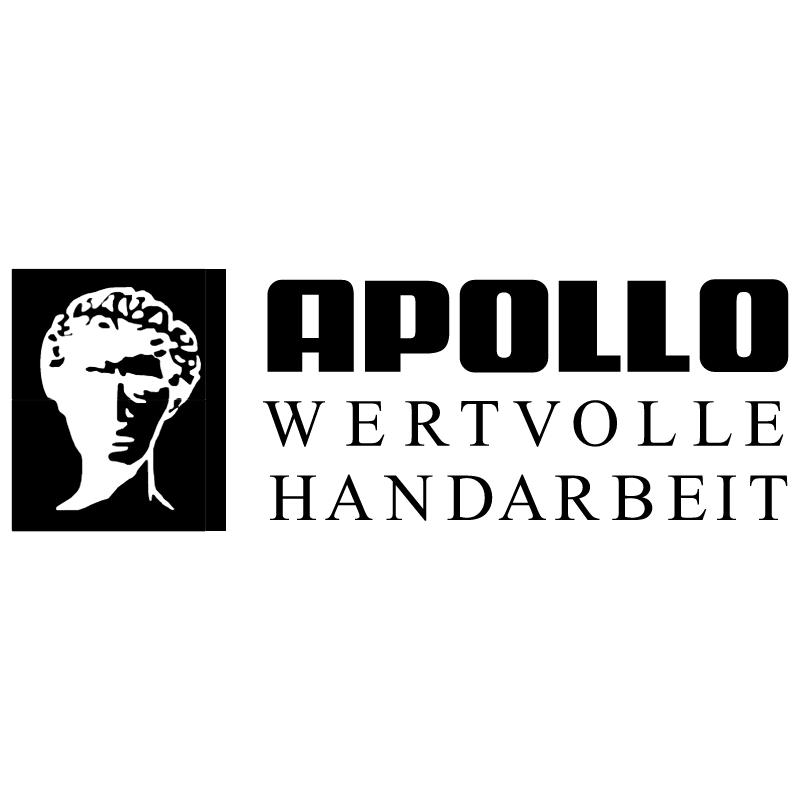 Apollo Wertvolle Handarbeit vector