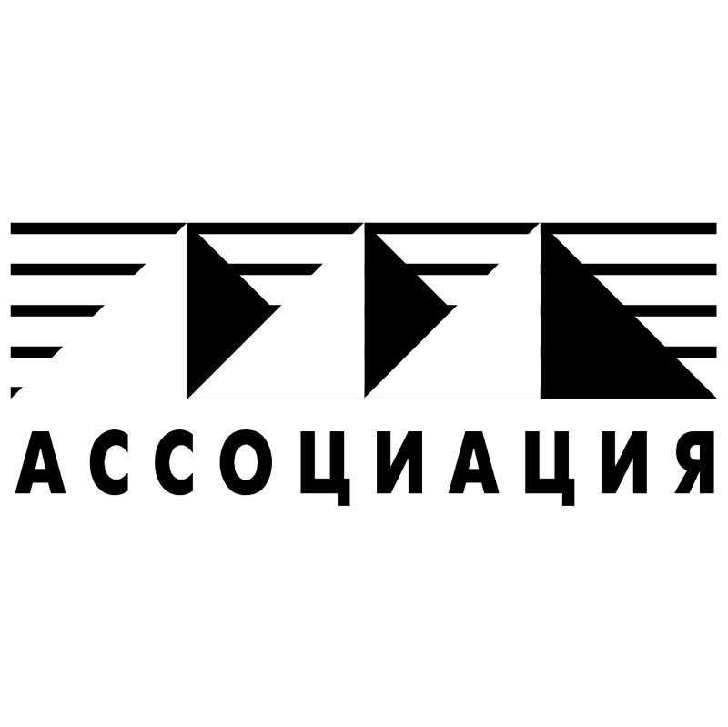 Assoiaciya Bank vector